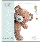 Little Boy. Mein erstes Album. Mein Teddybär und ich. Ein lustiges Tagebuch zum Festhalten der wichtigsten Ereignisse...