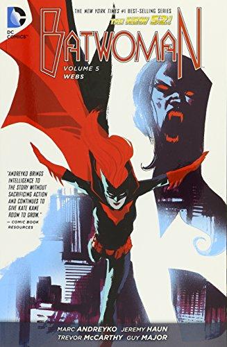 Batwoman Volume 5: Webs TP (The New 52)