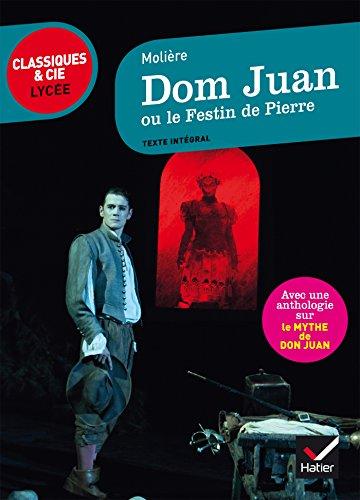 Dissertation Don Juan Moliere