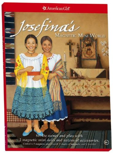 Josefina's Magnetic Mini World (American Girls Collection Sidelines) at Amazon.com