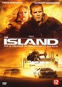 The Island [Import belge]