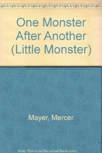 One Monster After Another (Little Monster)