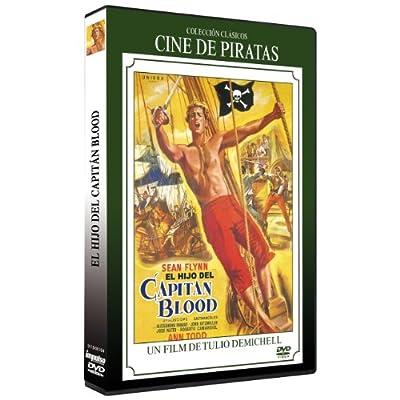 Hijo Del Capitan Blood, El (Il Figliio Del Capitano Blood) (Import Movie) (European Format - Zone 2)
