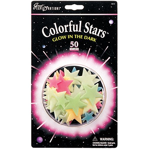 Great Explorations Colorful Stars - 1