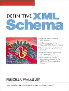 Definitive XML Schema: 0076092017103: Computer Science Books @ Amazon
