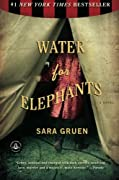 Water for Elephants by Sara Gruen cover image