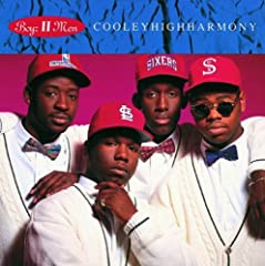 Boyz II Men End of Theroad cover