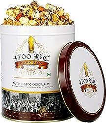 4700BC Nutty Tuxedo Chocolate Popcorn, 400g
