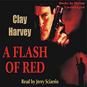 A Flash of Red Audiobook