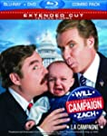 The Campaign [Blu-ray + DVD] (Bilingual)