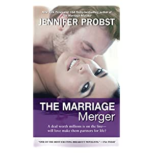 The Marriage Merger by Jennifer Propst