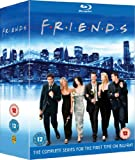 Friends -  The Complete Season 1-10 [Blu-ray] [1994] [Region Free]
