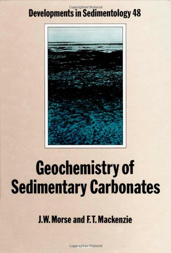 Geochemistry of Sedimentary Carbonates (Developments in Sedimentology)