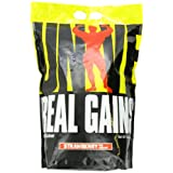 Real gains - 4808 g - Fraise - Universal nutrition