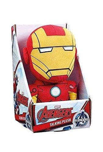 Paura Marvel Iron Man Talking Plush Toy