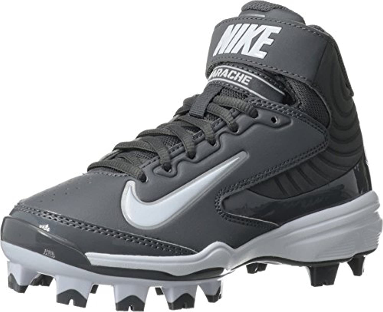 Nike Youth Huarache Strike MD MCS BG High-Top Baseball ...