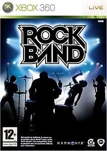 Rock Band (jeu seul)