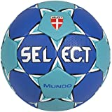 SELECT - MUNDO 2014 bleu/ turquoise Ballon de handball