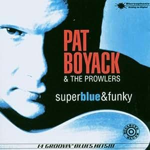 Super Blue & Funky [CD on Demand]