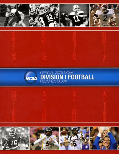 Official 2009 NCAA Division I Football Records Book (Official NCAA Football Records Book)