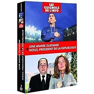 Coffret Guignols de l'info - Best of 2012/2014 - Nous, président de la République +