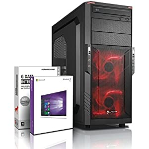Günstige Gamer-PCs: Gaming-PC AMD FX 6300