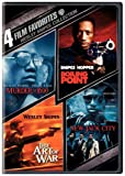 4 Film Favorites: Wesley Snipes (The Art of War, Boiling Point, Murder at 1600, New Jack City - Disc 1)