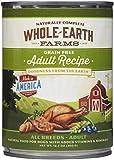 Merrick Whole Earth Farms - Adult - 12 x 12.7 oz