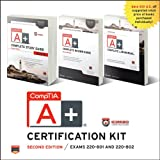 img - for CompTIA A+ Complete Certification Kit Recommended Courseware: Exams 220-801 and 220-802 book / textbook / text book