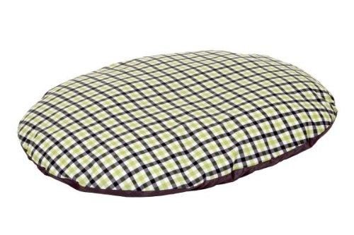 Karlie-Liegekissen-Melrose-Oval-Hunde-Kissen-Bett-Schlafplatz-Li