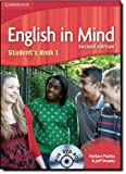 English in Mind Level 1 Students Book with DVD-ROM