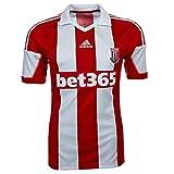 Stoke City Heim Trikot Adidas F40590