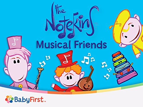 The Notekins - Musical Friends