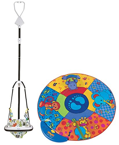 Bumper Jumper with Musical Play Mat, Bear Trail (Bumper Jumper compare prices)
