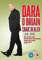 Dara O Briain - Craic Dealer - Live 2012 [DVD]