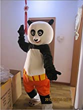 Kongfu Panda Cartoon Character Costume Cosplay Mascot Custom Products Custom-madesml Free Shipping