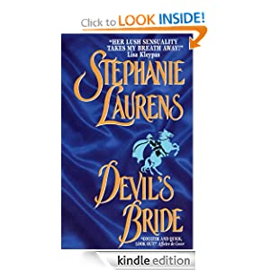 Kindle Book Bargain: Devil's Bride (Cynster Novels), by Stephanie Laurens