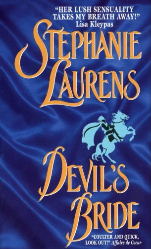 Devil's Bride (Cynster Novels) by Stephanie Laurens