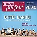 Deutsch perfekt Audio - Helfen und sich bedanken. 3/2012 Hörbuch von  div. Gesprochen von:  div.
