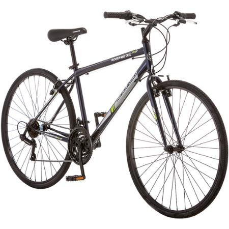700c Roadmaster Adventures Men's Hybrid Bike, Dark Blue