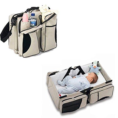 buy CapriccioSu Baby 3 in 1 Crib BagsTravel Baby Bed Bag Diaper Crib -Travel Crib-Baby Bassinet-Waterproof for sale
