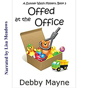 Offed at the Office Audiobook