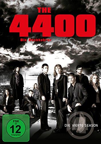 The 4400: Die Rückkehrer - Die vierte Season [4 DVDs]