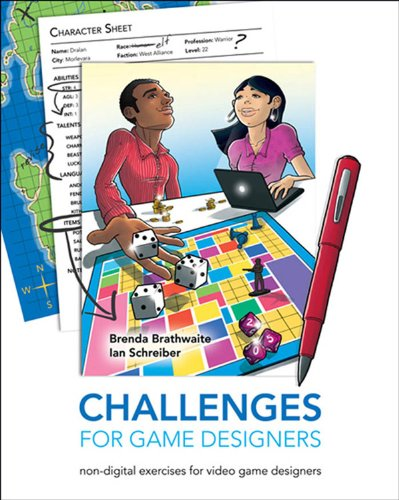 Download Challenges for Game Designers