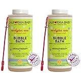 California Baby Bubble Bath - Eucalyptus Ease - 13 oz - 2 pk