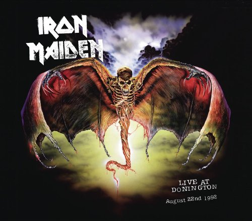 Iron Maiden - Live At Donington (CD1) (Digit - Zortam Music