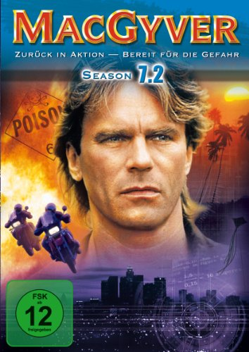 MacGyver - Season 7, Vol. 2 [2 DVDs]
