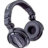Pioneer HDJ-1000K Limited Edition Professional DJ Headphones, Black