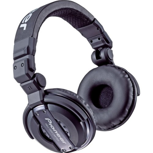 Pioneer Hdj-1000-K Limited Edition Professional Dj Headphones, Black