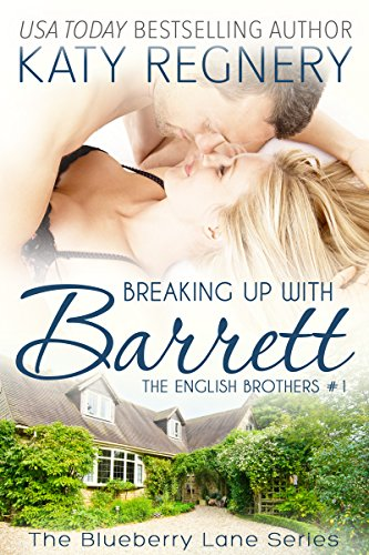 Breaking Up With Barrett by Katy Regnery ebook deal